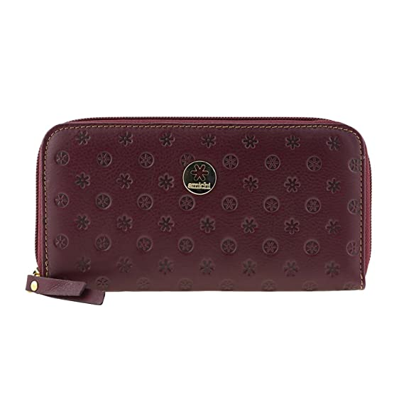Billetero Vuitton Amichi Talla: U Color: BURDEOS: Amazon.es: Ropa y accesorios