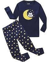 IF Pajamas Little Girls And Big Girls Pajamas 100% Cotton Kids Pjs Toddler Sleepwear
