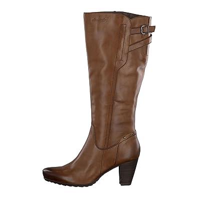 8de6af54118b Tamaris Schuhe Damen Stiefel Leder Engschaft XS Vario 1-25511-21,  Schuhgröße
