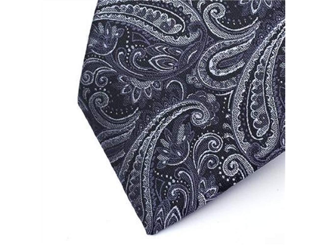 Salamii - Corbata de Boda para Hombre, cómoda, Estampada, para ...