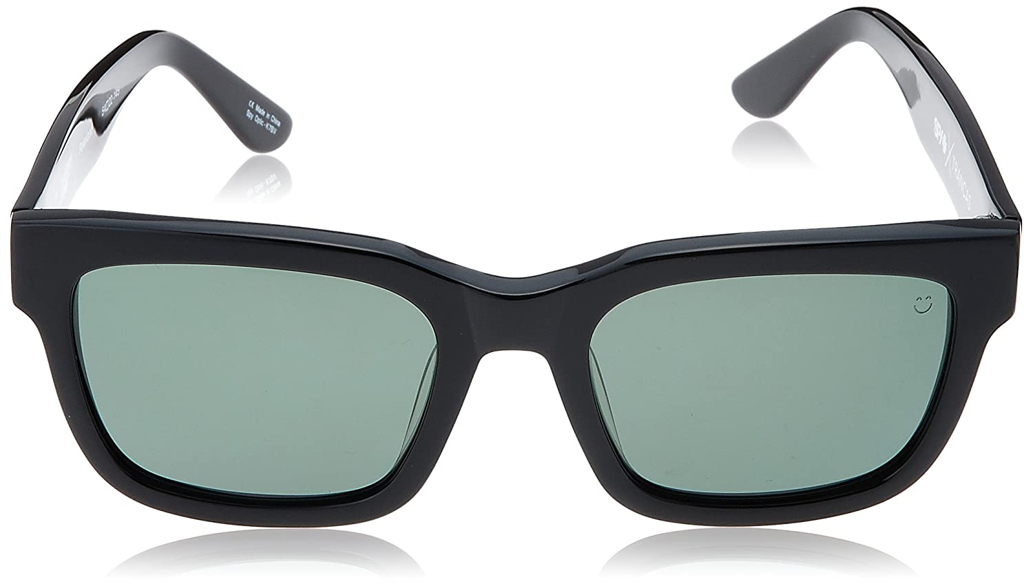 fb3a9801de Amazon.com  Spy Optic Unisex Trancas Happy Lens Collection Polarized  Sunglasses