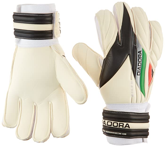 Diadora Soccer 861013-10 Stile II Junior Goal Keeper Gloves