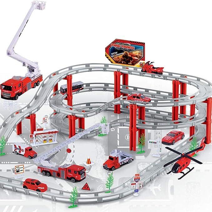 Ycco Set de Carro de Juguete Modelo Alloy City Rail Metro ...