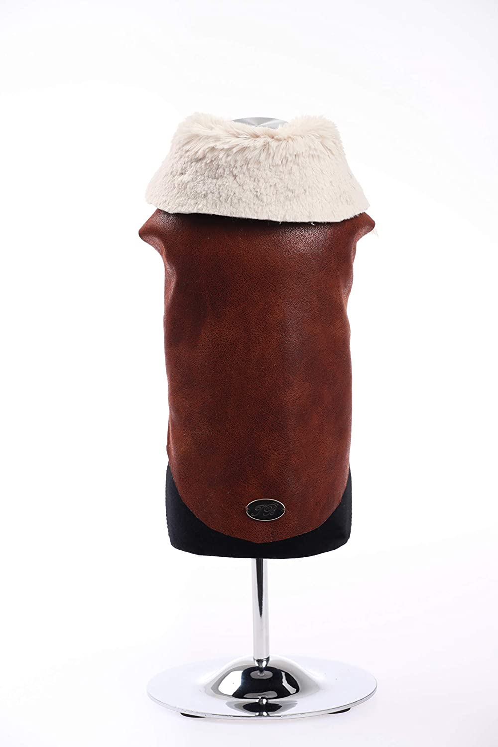 Trilly tutti Brilli CAP15.MARXS Dog Clothing, Brown