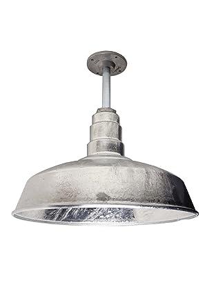 Amazon.com: The Ark - Lámpara de techo con colgante rígido ...
