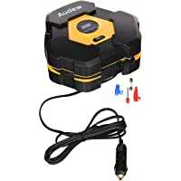 Audew Portable Air Compressor Pump, Auto Digital Tire Inflator, 12V 150 PSI Tire Pump
