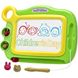 Toddler Toys for Girls Boys Age 3 4 5 6 Year Old Gift,Magnetic Drawing Board,Erasable Magna Writing Doodle Board for…
