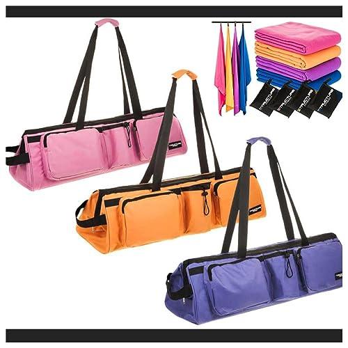 YogaBellies The YogiSac® Yoga Mat Bag