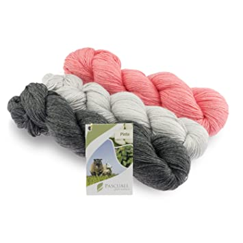 Pascuali Farbinspiration La Nights 3 X 100g Pinta Zum Stricken