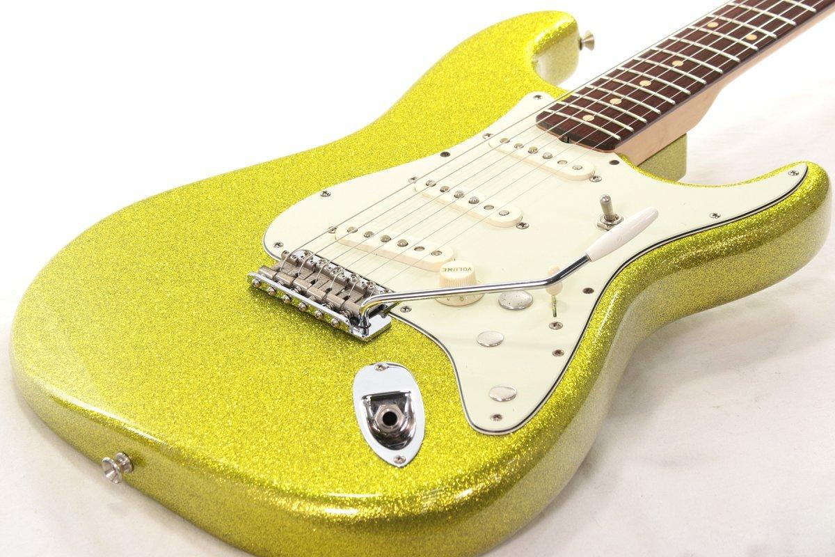 Fender Custom Shop/Dick Dale Stratocaster Chartreuse Sparkle フェンダーカスタムショップ B07FP7G9H7