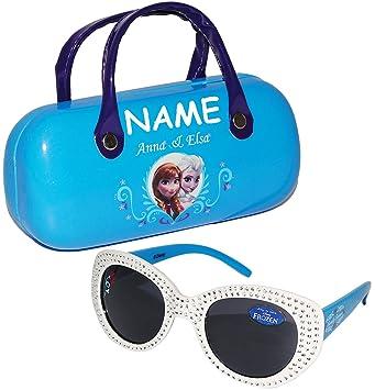 Disney Frozen Mädchen Sonnenbrille & Case Set lAgtkB