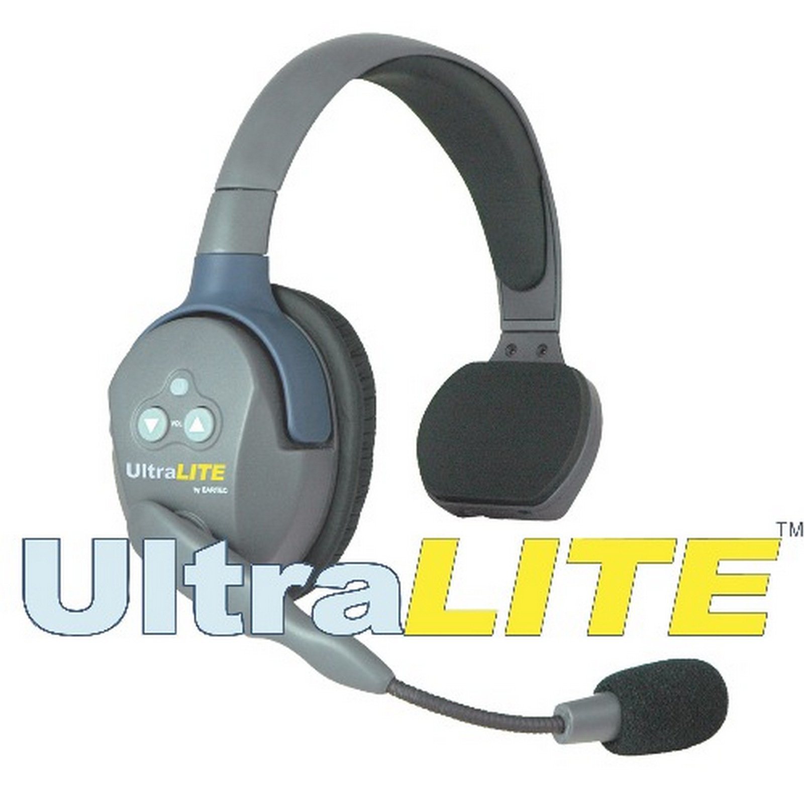 Eartec UL2S UltraLITE Wireless Microphone System with 1 Master and 1 Remote Headsets (2 Singles) by Eartec
