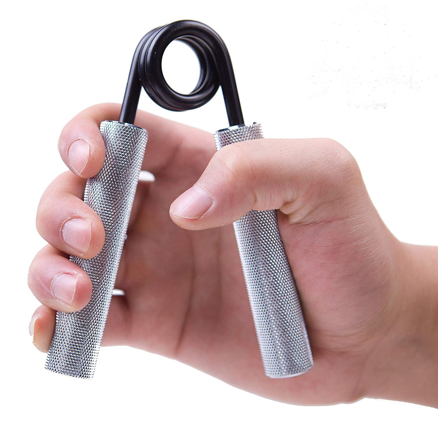 Overvl 3 Pack 100Lbs 150Lbs 200Lbs Hand Exerciser Grip Strengthener Hand Squeezer for Beginners to Professionals.