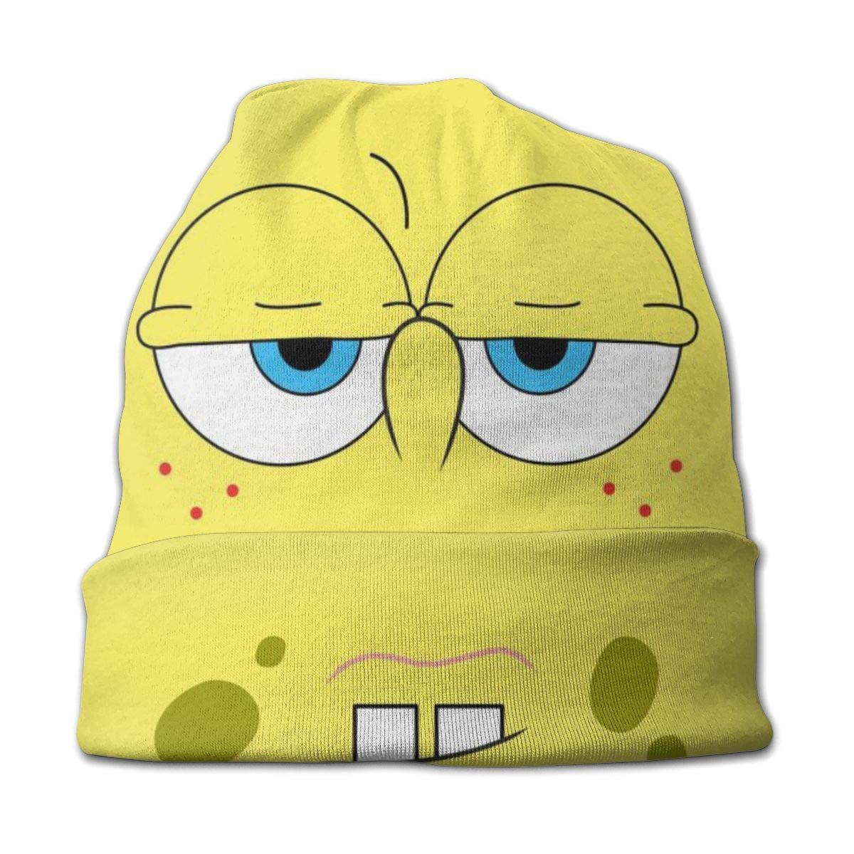 Amstores Novelty Cartoon Graphic Kids Girls Boys Beanie Thin Knit Hat