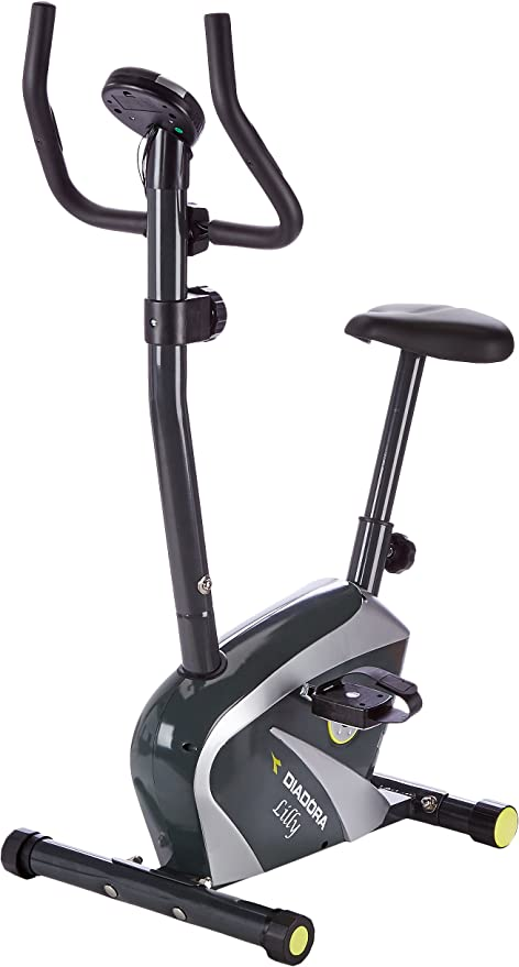 Diadora Fitness Lilly - Bicicleta estática, Color Negro: Amazon.es ...