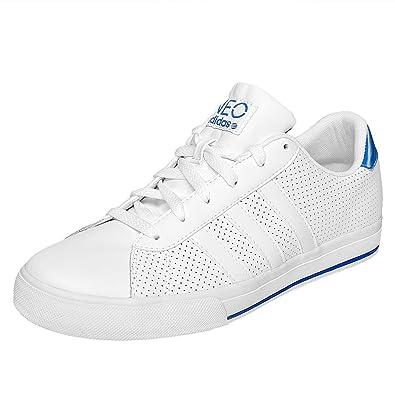 Adidas Herren Sneaker Se Daily Vulc G53692  Gr. 46  weiß