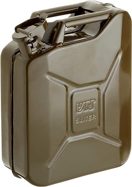 Lampa 67.002 bidones 5 litros de Metal en Estilo Militar