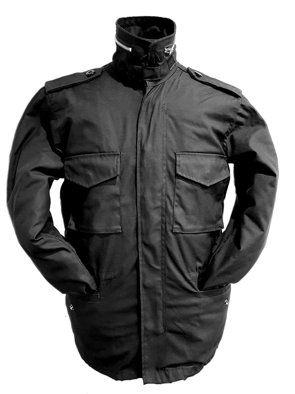 f1e9dda8ec0bc MILSPEC SURPLUS M65 Field Jacket Military Combat Army Mens Vintage Classic  Coat Warm Liner Parka: Amazon.co.uk: Clothing