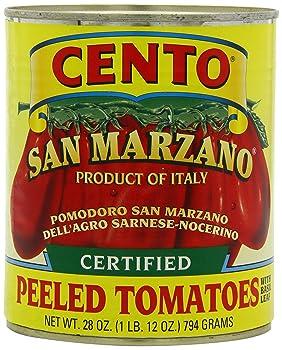 Cento San Marzano Peeled Tomatoes