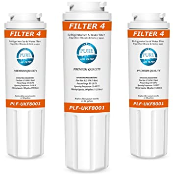 Filtro Pure Life 4 compatible con Maytag UKF 8001 Whirlpool ...