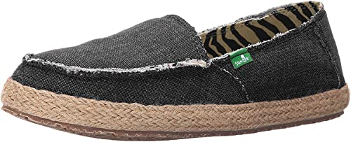 Sanuk Womens The Boardwalk Flat