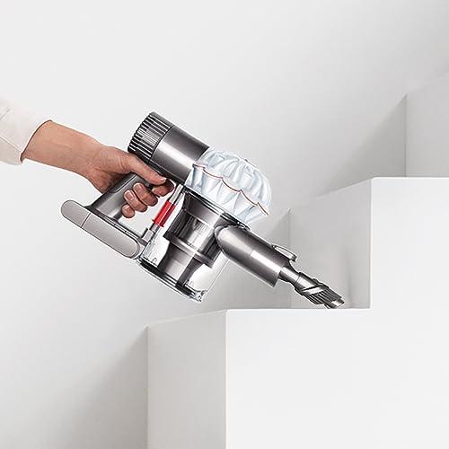 Dyson V6 Cord-Free Stick Vacuum Cleaner, White