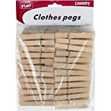 Amazon Price History for:Home-X Wooden Clothespins. Set of 50.