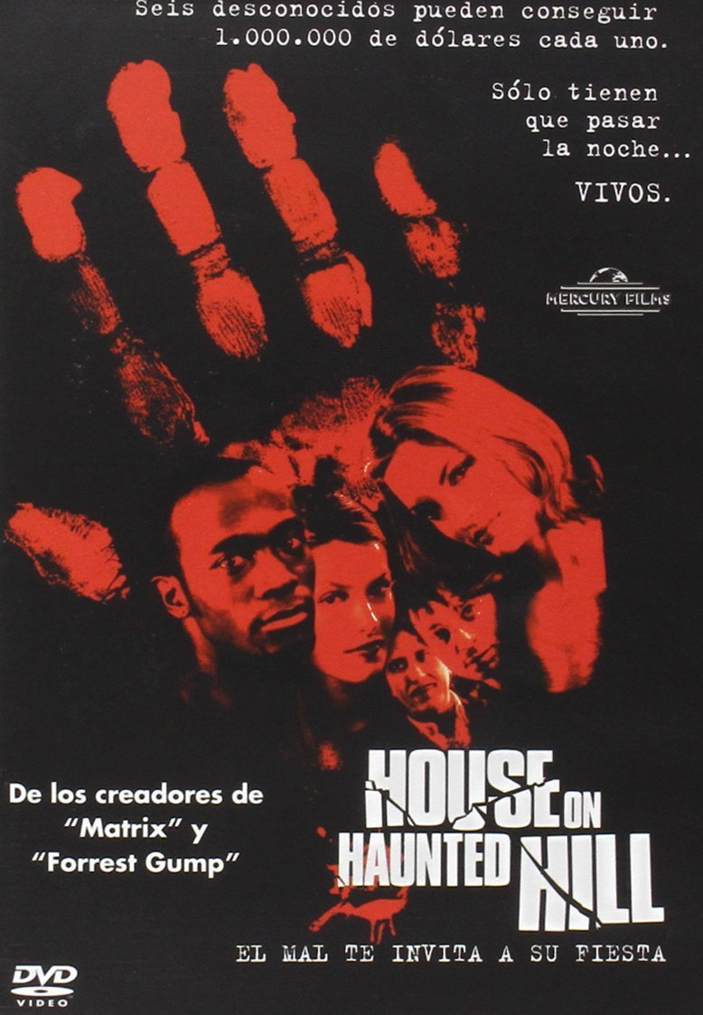 House On Haunted Hill [DVD]
