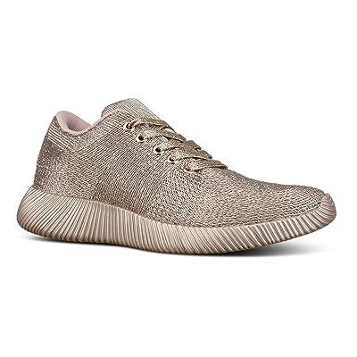 Premier Standard Women's Lace Up Glitter Shiny Sneaker - Fashion Walking Shoe - Easy Everyday Fashion Slip on | Fashion Sneakers