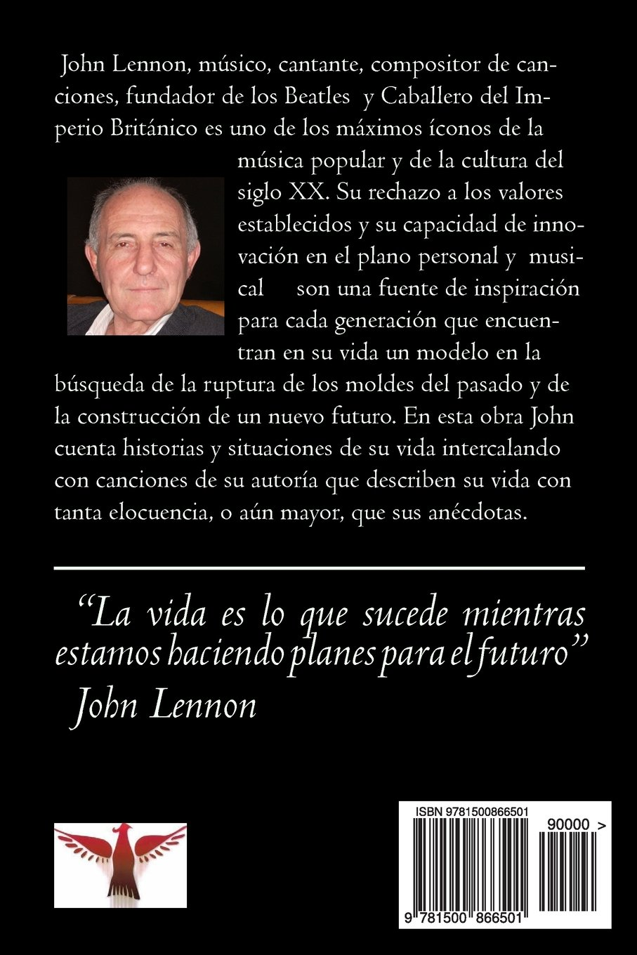 Imagine: Vida y canciones de John Lennon (Biografías de famosos) (Volume 9)  (Spanish Edition): Lazaro Droznes: 9781500866501: Amazon.com: Books