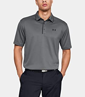fdfb3ec93 Under Armour Tech Polo Men's Polo Tee, Lightweight and Breathable ...