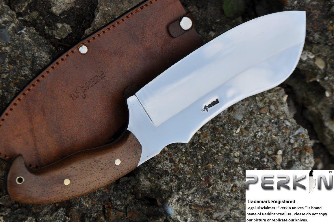 Jagdmesser - O1 Werkzeugstahl - Handmade Küchenmesser ...