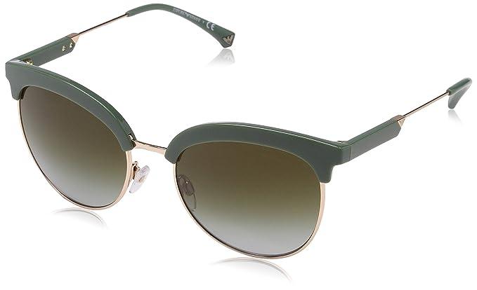 Armani Hombre 0AR6060 300273 59 Gafas de sol, Dorado (Matte ...