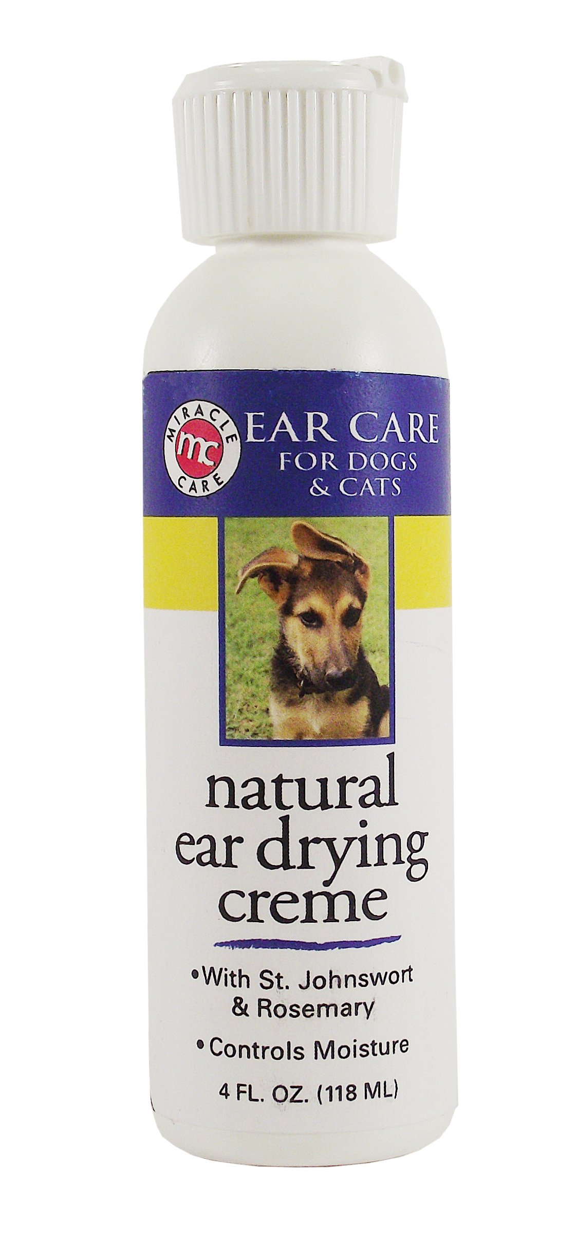 Miracle Care by Miraclecorp/Gimborn R-7 Natural Drying Ear Creme, 4-Ounce