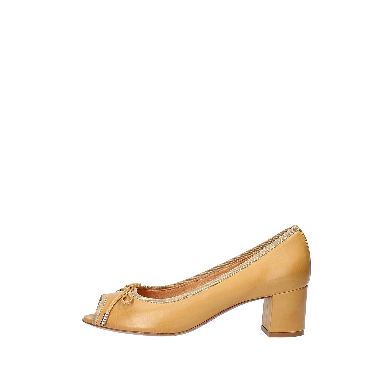 - CALPIERRE Pumps-shoes Womens Leather Brown