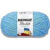 Bernat Blanket Bright Yarn, Busy Blue