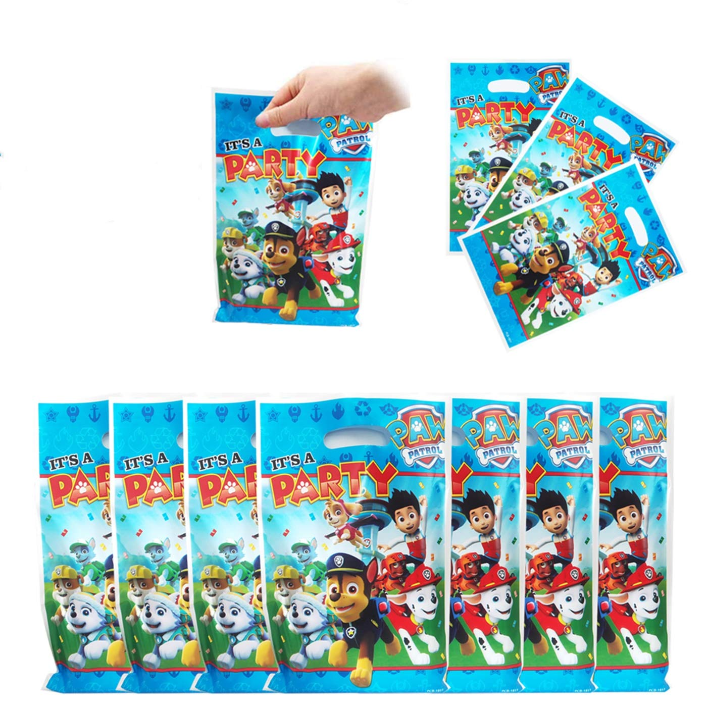 30 Packs PAW dog Patrol Cute Party Gift Bags,PAW dog Patrol Gift Bags Party Supplies PAW dog Patrol Themed Party, Birthday Decoration Gift Bags PAW dog Patrol suppliers