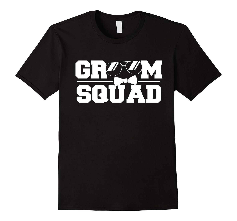 Groom Shirt - Groom Squad Wedding Shirt-Vaci