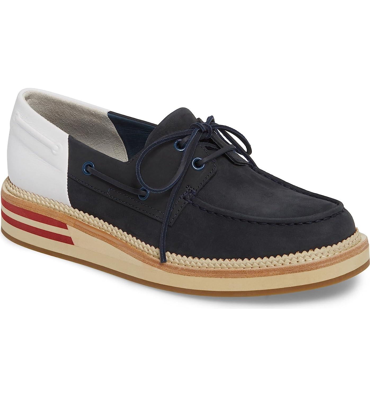 [スペリー] メンズ スニーカー Sperry Cloud Colorblocked Boat Shoe (Men [並行輸入品] B07F43QX1B