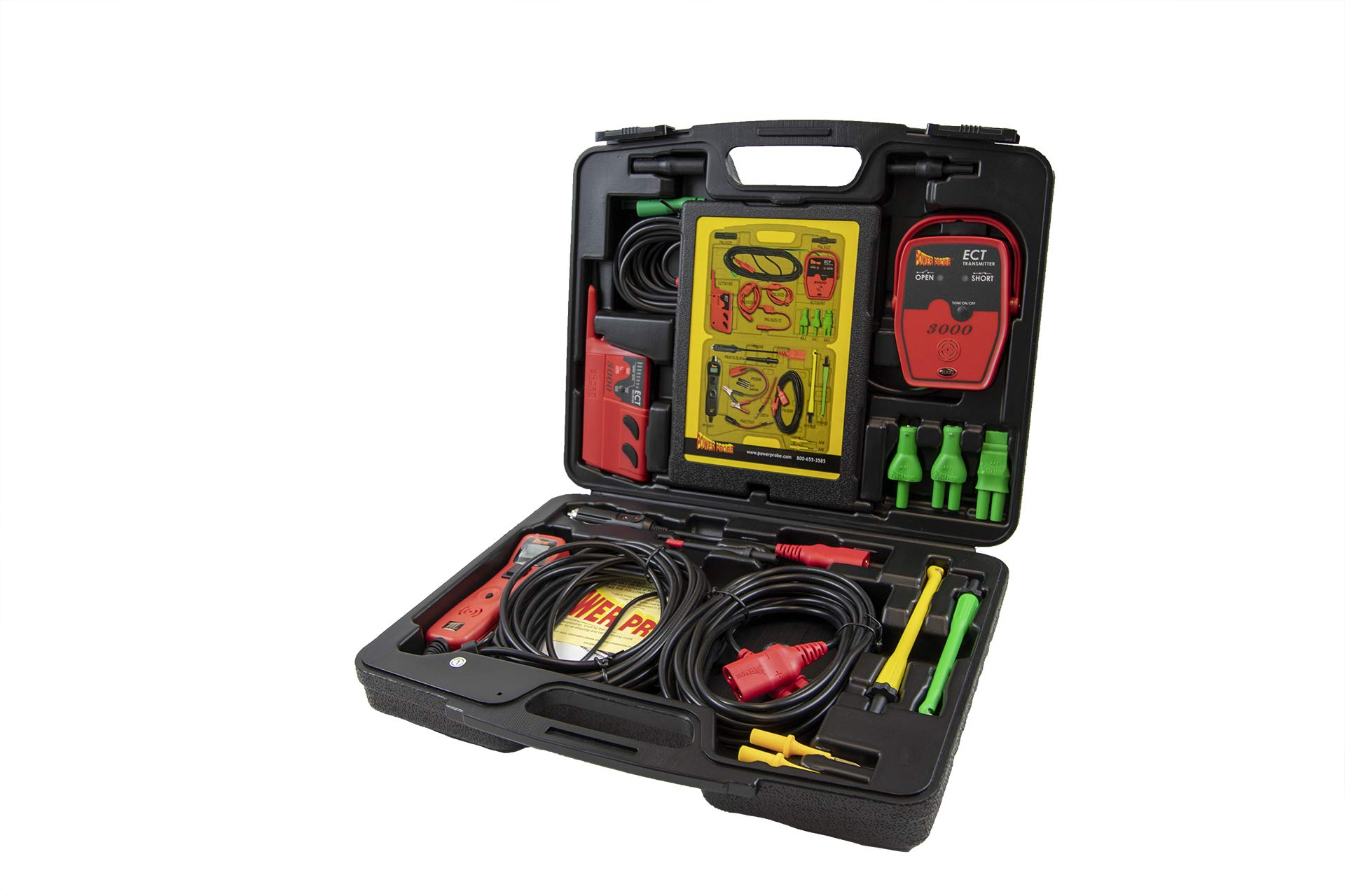 Diesel Laptops Power Probe 3 (III) Master Combo Kit with 12-Months of Truck Fault Codes by Diesel Laptops (Image #3)