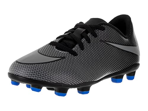 c467c0a786 Nike Boys  Jr Bravata Ii Fg Football Boots  Amazon.co.uk  Shoes   Bags