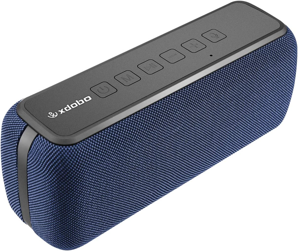 XDOBO Bluetooth Speaker – 60 Watt Powered V5.0 Rich Bass