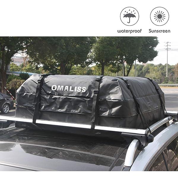 Weather Resistant Car Top Bag With Storage Sack Highland 1038800 Black 10 Cu Ft Mimbarschool Com Ng