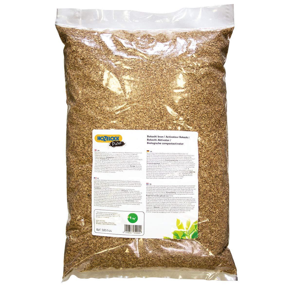 Hozelock (L Activador Bokashi para compostadora 1 kg ...