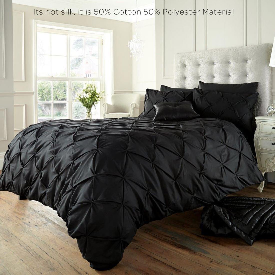 bedding paisley cover printed black duvet set quilt mandala product