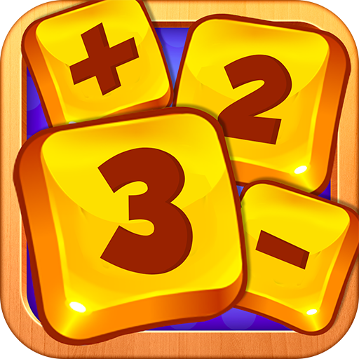 Math Games For Kids : educational and fun game to learn mathematics - FREE