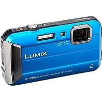 Panasonic DMC-FT30GA-A Digital Camera, Blue