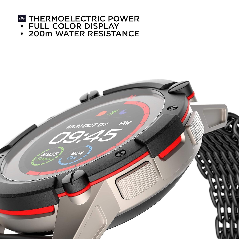 PowerWatch 2 Deluxe Edition - Reloj Inteligente, Deportivo ...