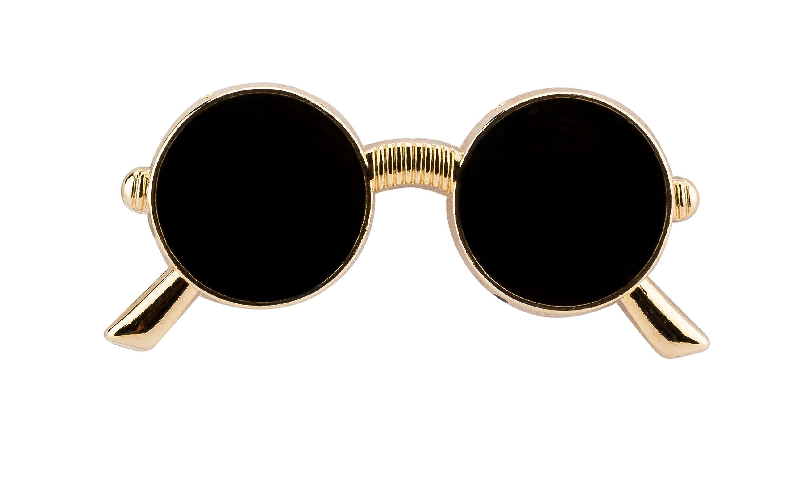 Knighthood Men's Sunglasses Lapel Pin/Brooch