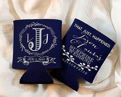 Amazon Surprise Wedding Party Favors Monogrammed Wedding Favors